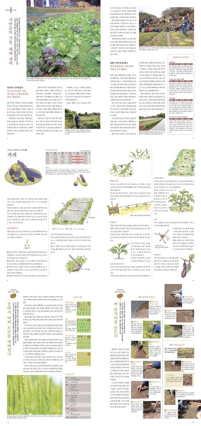 자연농 교실(가와구치 요시카즈의) 도서 상세이미지
