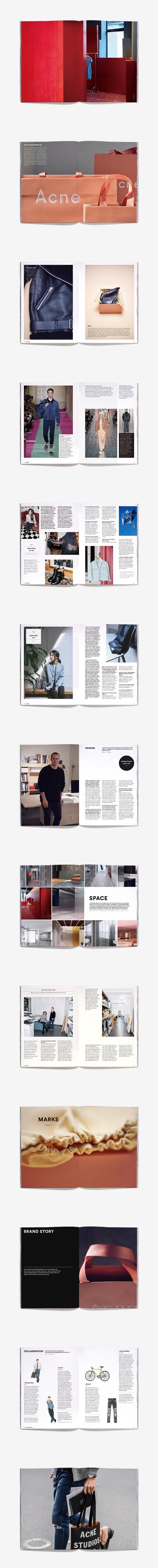 매거진 B(Magazine B) No.61: Acne Studios(한글판) 도서 상세이미지