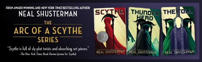 Scythe (Reprint) ( Arc of a Scythe #1 ) 도서 상세이미지