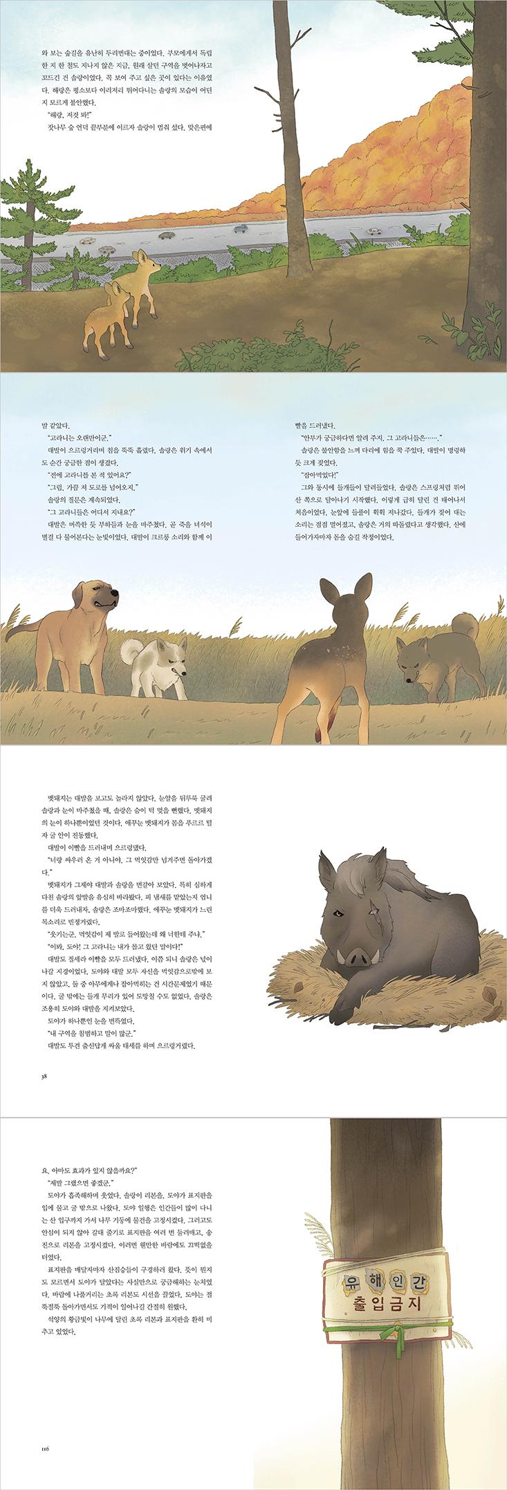 도야의 초록 리본(사계절아동문고 97) 도서 상세이미지