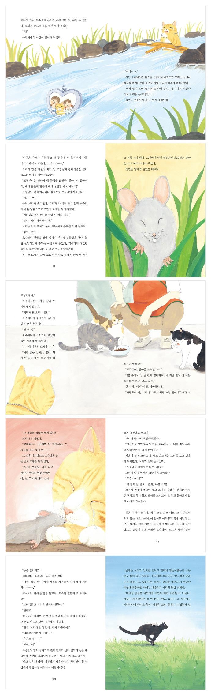 고양이가 된 고양이(책 읽는 교실 3) 도서 상세이미지