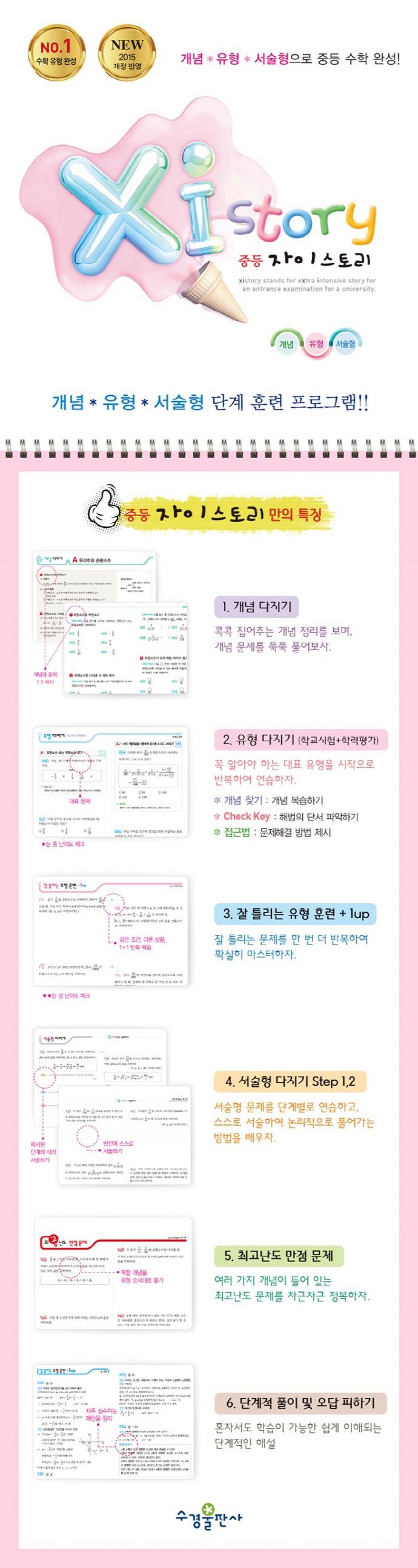 중등 수학3(하)(2021)(자이스토리) 도서 상세이미지