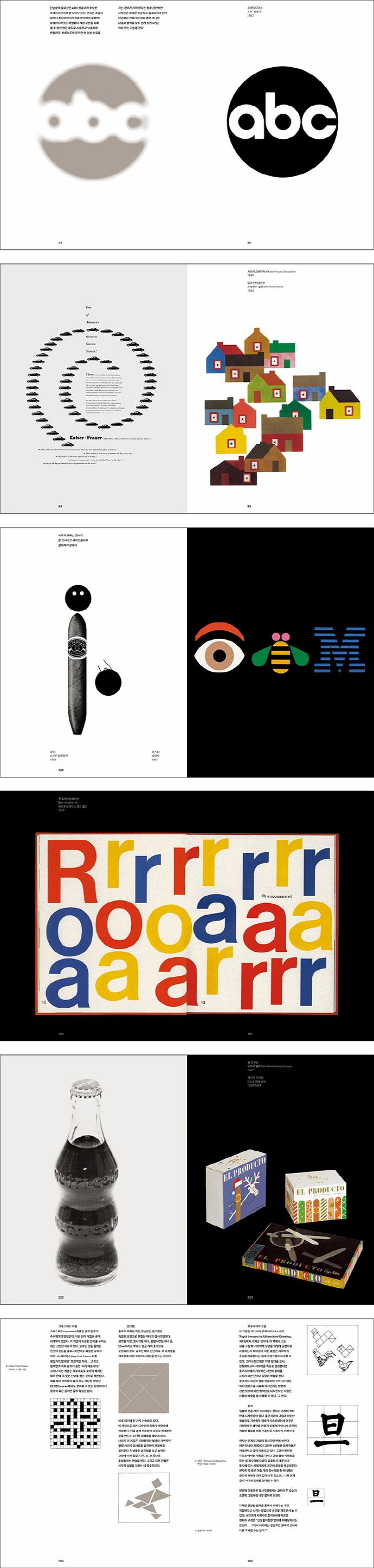 폴 랜드의 디자인 예술(Paul Rand: A Designer s Art)(양장본 HardCover) 도서 상세이미지