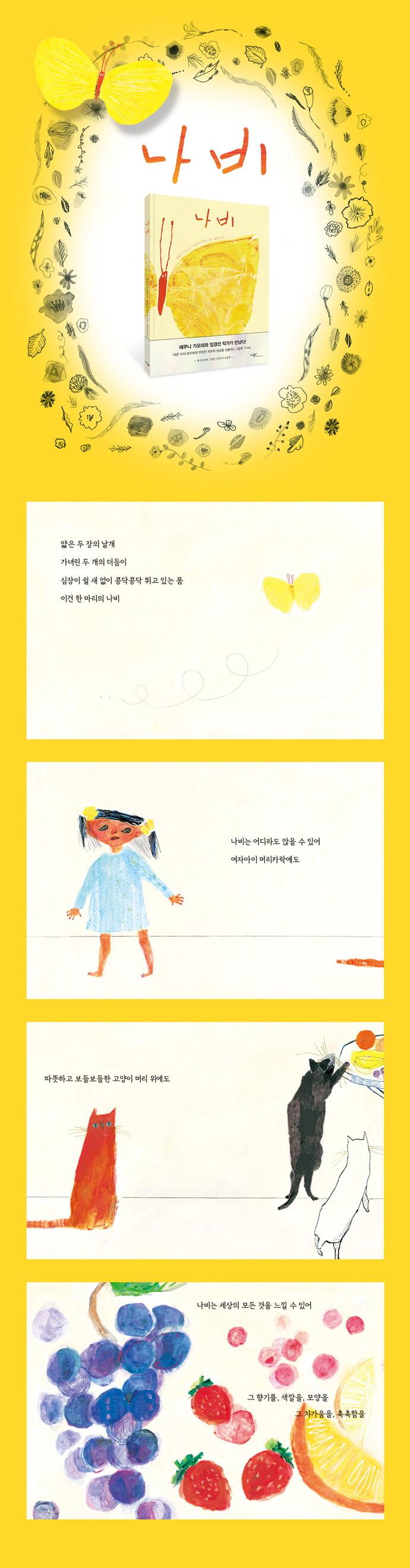 나비(양장본 HardCover) 도서 상세이미지