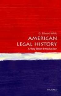 American Legal History