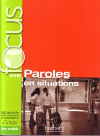 Paroles En Situations - Livre + CD (French Edition)