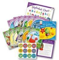 Oxford Reading Tree Songbirds: Levels 1+ and 2: Get Started