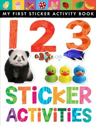 123 Sticker Activities