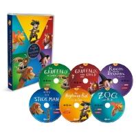 줄리아 도널드슨 BEST DVD 6종 세트 Julia Donaldson(DVD)