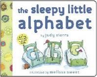 The Sleepy Little Alphabet