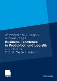 Business Excellence in Produktion Und Logistik