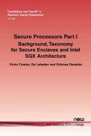 Secure Processors Part I