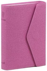 성경전서(62HB/개역한글/핑크/소/단본/지갑식/색인)