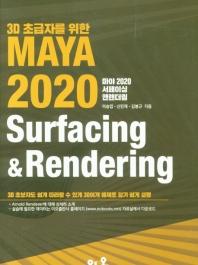 3D초급자를 위한 MAYA 2020 Surfacing&Rendering