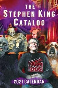 2021 Stephen King Catalog Desktop Calendar