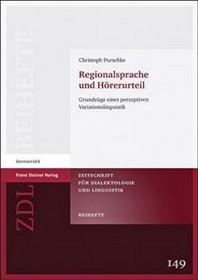 Dynamik Des Dialekts - Wandel Und Variation