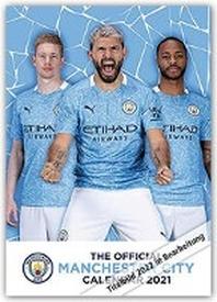 Manchester City 2022 - A3 Format Posterkalender