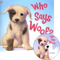 노부영 Who Says Woof? (원서 & CD)