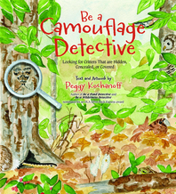 Be a Camouflage Detective