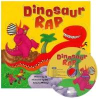 노부영 송 애니메이션 Dinosaur Rap (원서 & CD)