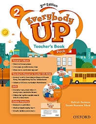Everybody Up 2E 2 TB with DVD & Online Practice and TR CD-Rom