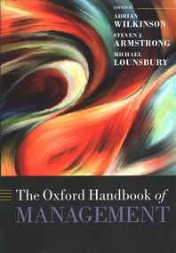 The Oxford Handbook of Management