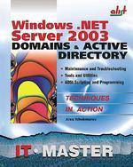 Windows .Net Server 2003 Domains & Active Directory