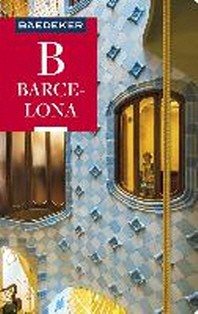 Baedeker Reisefuehrer Barcelona