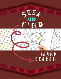Seek And Find Word Search