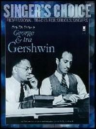 Sing the Songs of George & Ira Gershwin