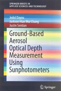 Ground-Based Aerosol Optical Depth Measurement Using Sunphotometers