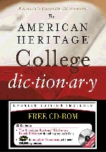 American Heritage College Dictionary, 4/e