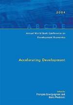 Annual World Bank Conference on Development Economics 2004