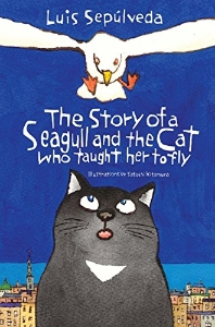Story of a Seagull and the Cat Who Taught Her to Fly