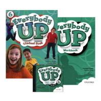 Everybody Up Pack. 6(SB+WB+CD)