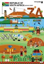 G20: 남아프리카공화국(벽그림)