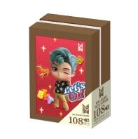 타이니탄 액자퍼즐 108피스. 6: RM