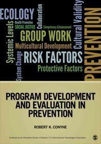 Program Development and Evaluation in Prevention