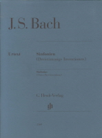 바흐 SINFONIEN OHNE FS(1360)