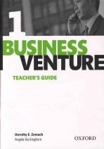 BUSINESS VENTURE. 1(TEACHERS GUIDE)