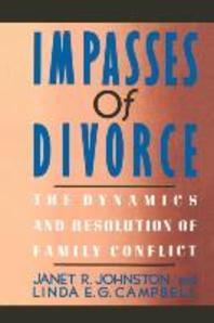 Impasses of Divorce
