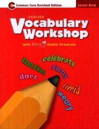 Vocabulary Workshop Level Red