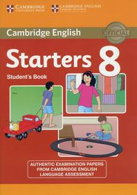 Cambridge Young Learners English Tests 8 Starters Student's Book