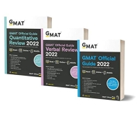 GMAT Official Guide 2022 Bundle