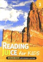 READING JUICE FOR KIDS. 3 (WORKBOOK)