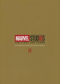 마블 스튜디오 10주년 기념 골드포스터 컬렉션 2