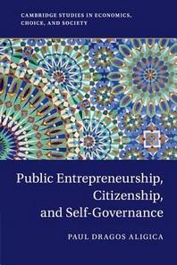 """Public Entrepreneurship, Citizenship, and Self-Governance"""