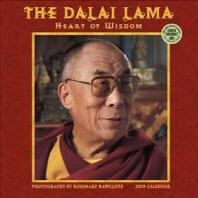 Dalai Lama 2019 Wall Calendar