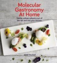 Molecular Gastronomy at Home