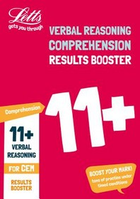 Letts 11+ Success - 11+ Comprehension Results Booster